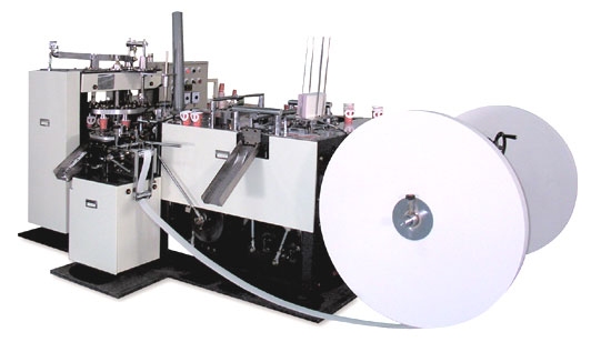 Handle Paper Cup Making Machine