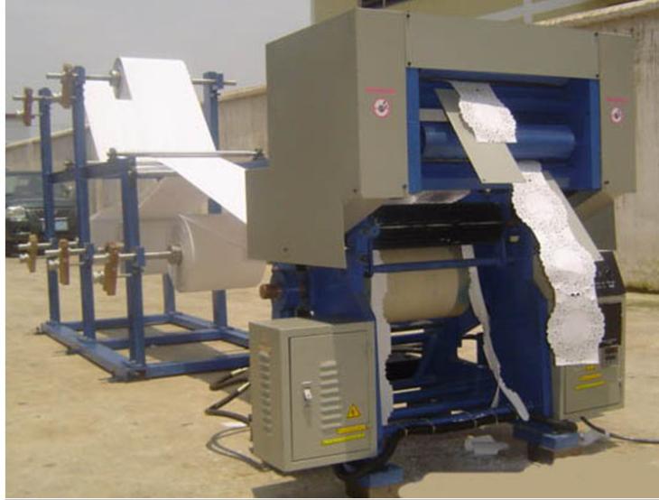 Paper Doily Making Machine