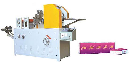 Paper Handkerchief Machine