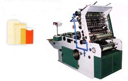 Chinese Type Envelope Making Machine