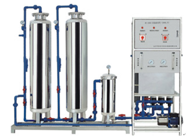 2000 Litres Mineral Water Treatment System