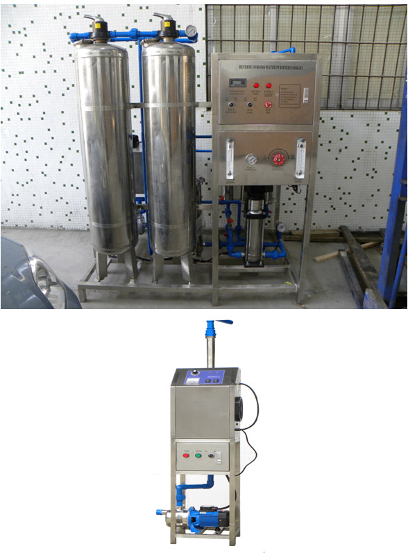 1000 Litres Ultra Pure Water Treatment System