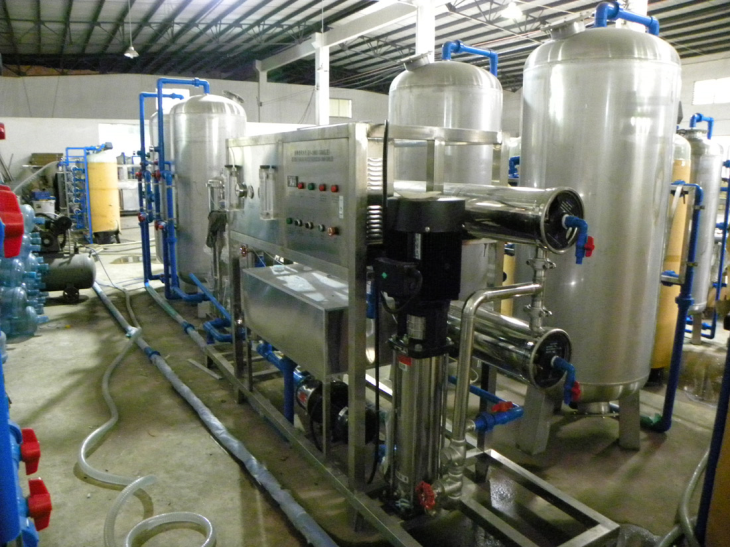5000 Litres Ultra Pure Water Treatment System
